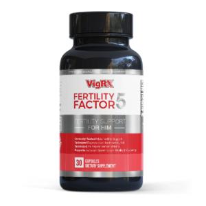 Fertility Factor 5® Fertility Supplement For Men