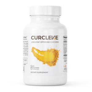 CurcLeve Longvida Curcumin Supplement