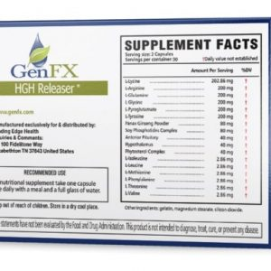 GenFX Best Human Growth Hormone For Sale