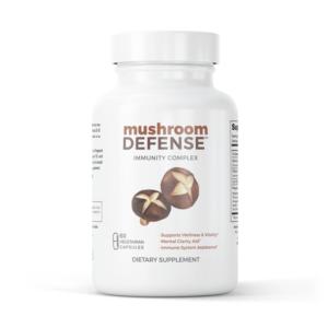 Mushroom Defense Helps Boost Your Immune System