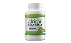 African Lean Belly Fat Removal