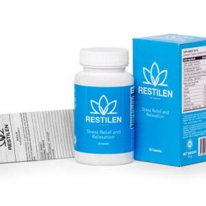 Restilen Reduce Stress Symptoms