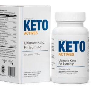 Keto Actives Best Ketone Supplements