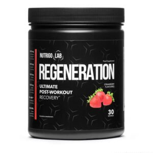 Nutrigo Lab Regeneration Natural Muscle Recovery