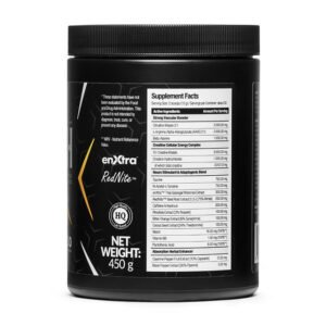 Nutrigo Lab Strength Boost Metabolism Food