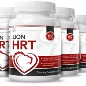 Lion Heart Preventing Heart Attack