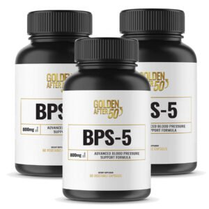 BPS 5 Treatment For High Blood Pressure At Home