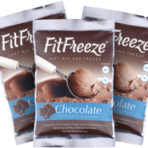 Get Free 3 FitFreeze Ice Cream For Weight Loss