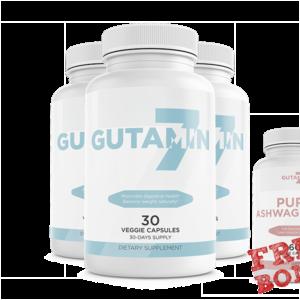 Gutamin 7 Supplements For Gut Health