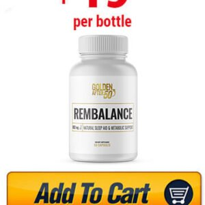 Poor Sleep and Aging Metabolism RemBalance Review